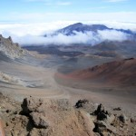 Mt Haleakala