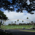 Kaanapoli Golf Course and Rainbow